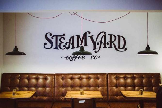 Steam Yard Interior | Courtesy of Steam Yard
