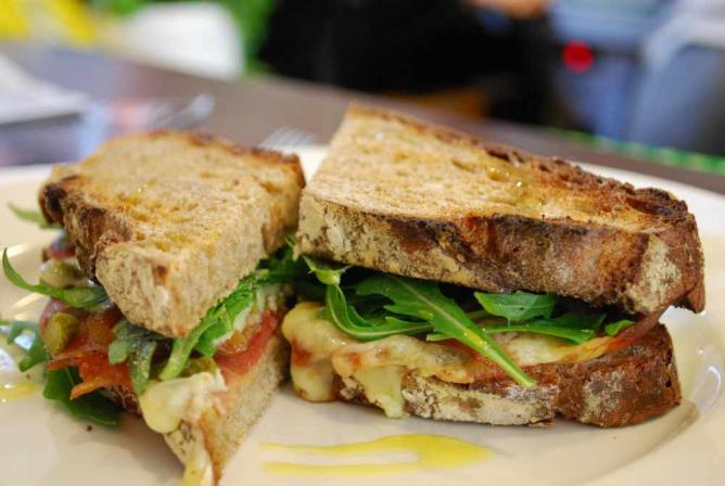 Sandwich | © Alpha/flickr
