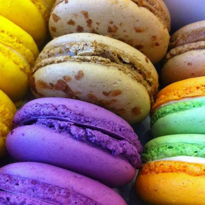A Creative Commons image: Macarons | © davitydave/Flickr