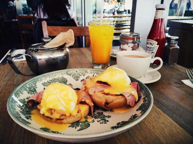 Eggs Benedict | © clry2/Flickr