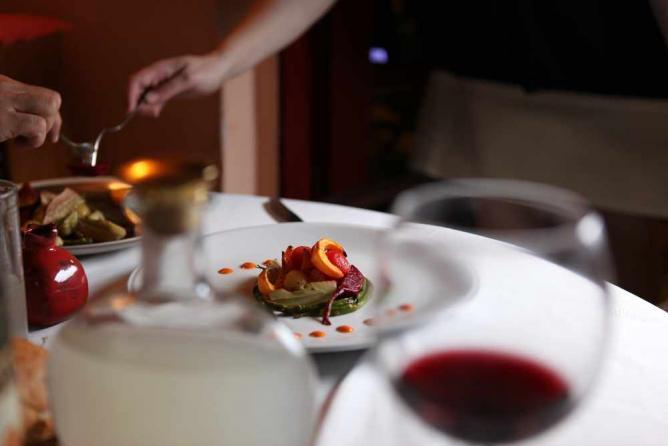 Chef's Gourmet Food l © StateofIsrael/Flickr