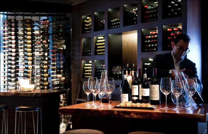 La Cava Wine Bar