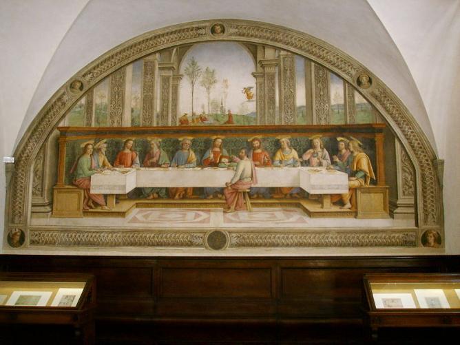 Cenacolo di Fuligno | © Sailko/WikiCommons