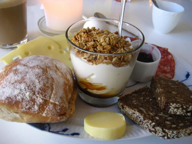 Danish Breakfast