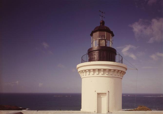 View from the top of the Las Cabezas de San Juan Lighthouse