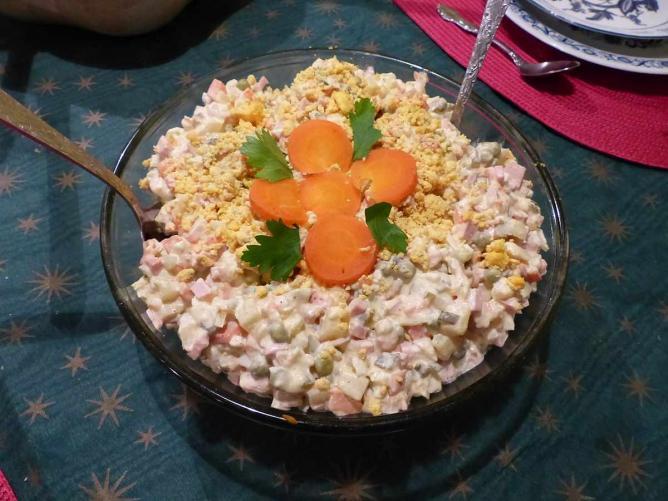 Salad   © Dr. Bernd Gross/WikiCommons