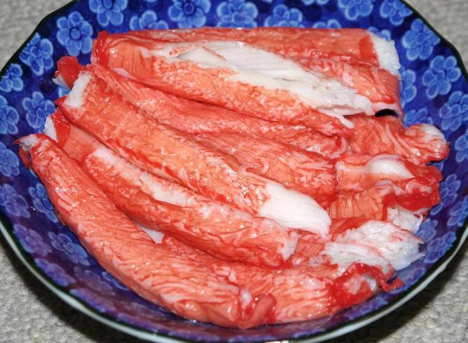 Sugiyo crab stick | © STRONGlk7/WikiCommons