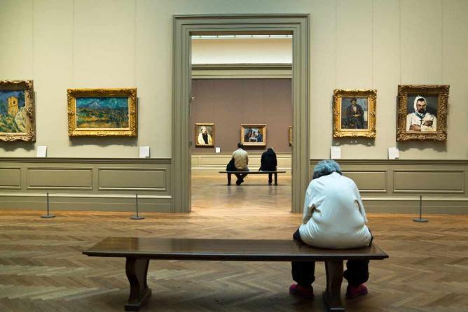 Metropolitan Museum of Art | © Phil Roeder/Flickr