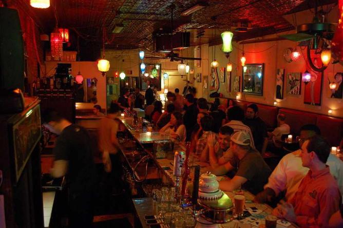 Banana Cafe Gay Bar