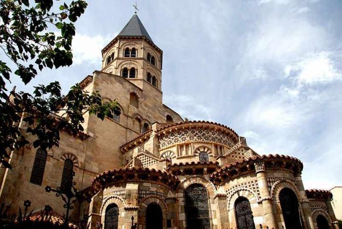 Basilique Notre-Dame-du-Port | © Jochen Jankie/WikiCommons