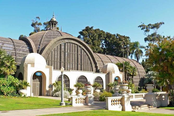 Balboa Park | © Stan Shebs/WikiCommons