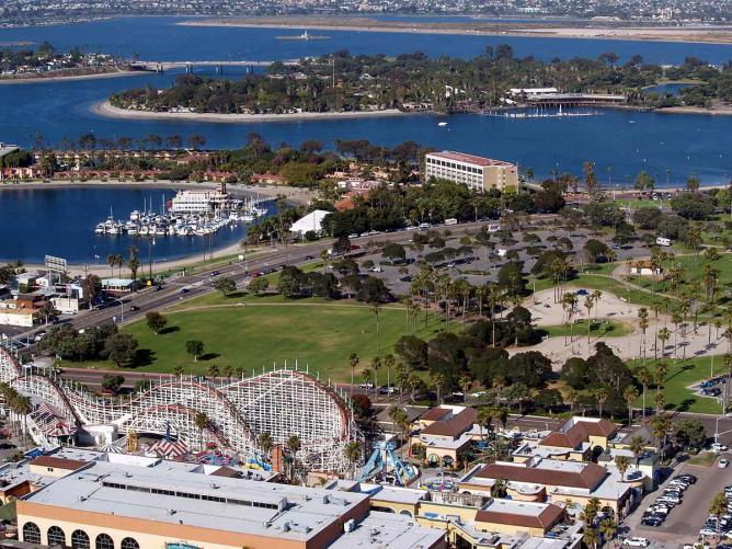Mission Bay Park | © Phil Konstantin/WikiCommons