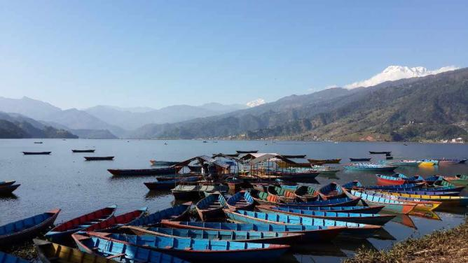 Pokhara, Nepal | Courtesy of GVI