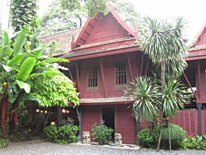 Jim Thompson's House | © Trenchcoat Jedi/Flickr