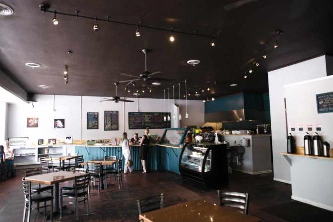 Photo Courtesy of The Plaid Apron Café