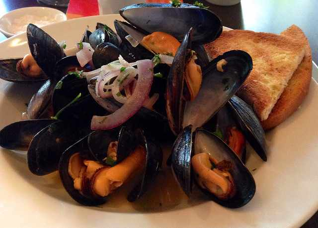 Mussels| ©Smabs Sputzer/Flickr