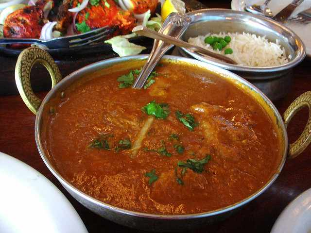 Seafood Curry|©Jill Shih/Flickr