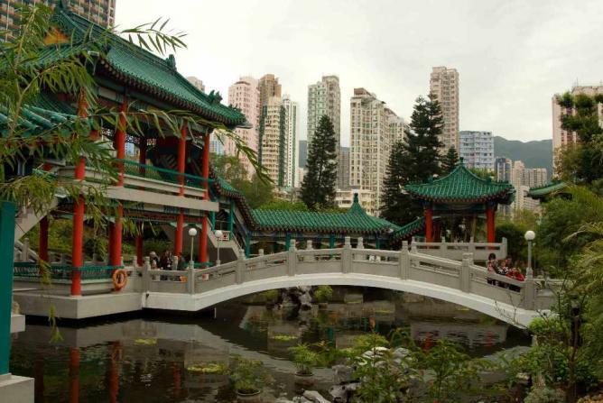 Wong Tai Sin Temple © Ryan Taylor/Flickr