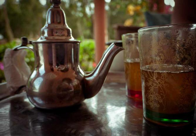 Tunisian mint tea | © Ours Blanc/Flickr
