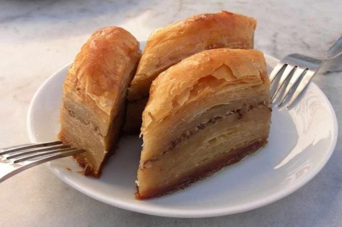 Baklava   © Kultigin/WikiCommons