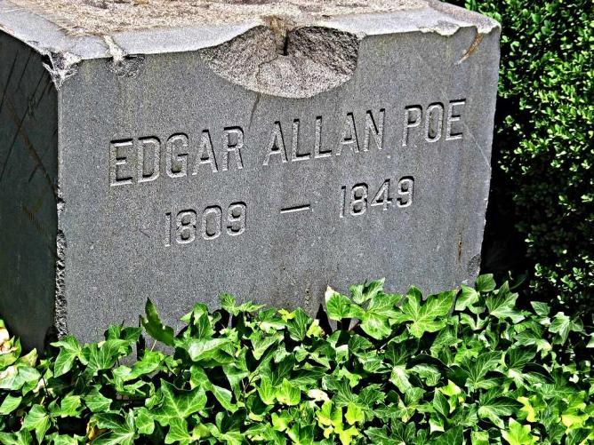Edgar Allan Poe | © Taber Andrew Bain/Flickr