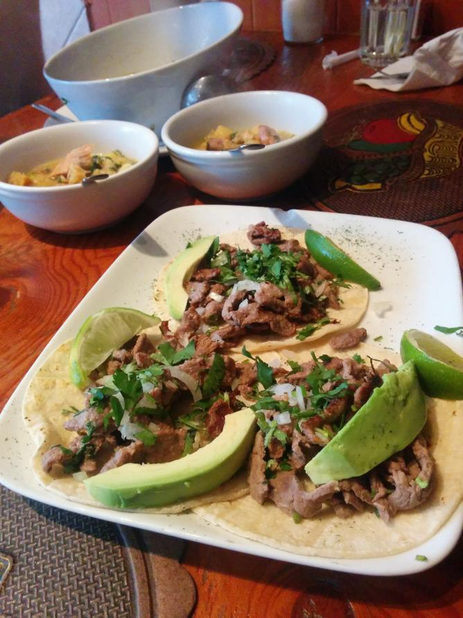 Beef tacos | © Ian Irving/Flickr