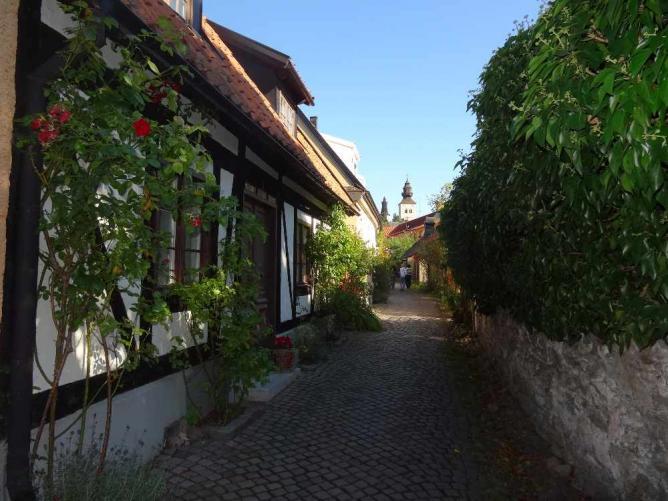 Fiskargränd, Visby   Courtesy of Inspiration Gotland