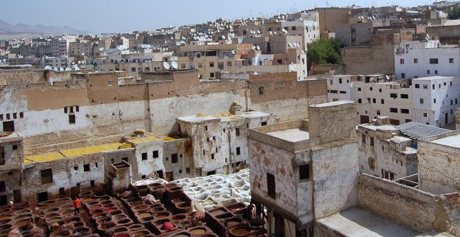 Fes   © Global Panorama/Flickr