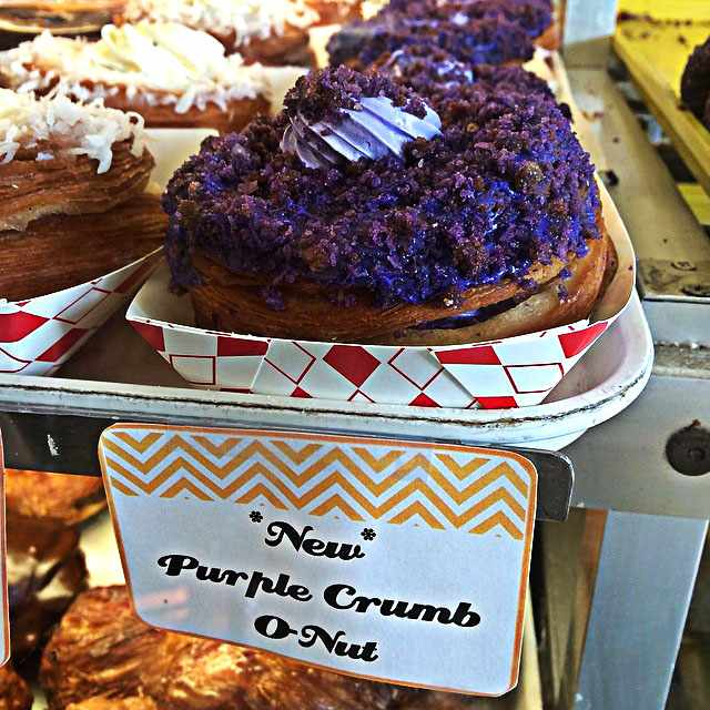 Purple Crumb O-Nut