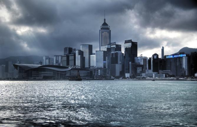 Hong Kong © maruisz kluzniak/Flickr