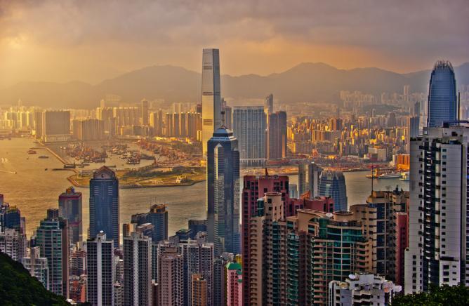 Hong Kong © Mike Behnken/Flickr