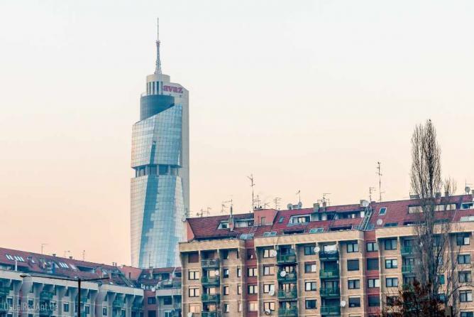 Avaz Twist Tower | Ⓒ Steffan Geyer/Flickr