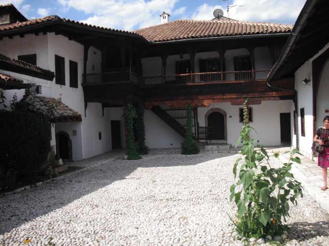 Typical Ottoman architecture in Sarajevo | Ⓒ Lep/Flickr