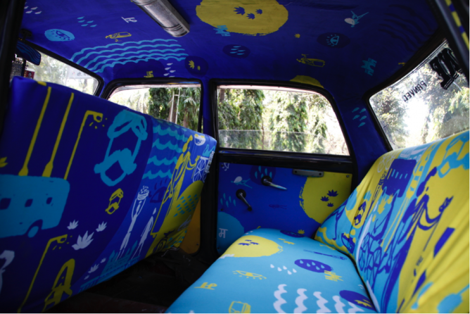 © Taxi Fabric