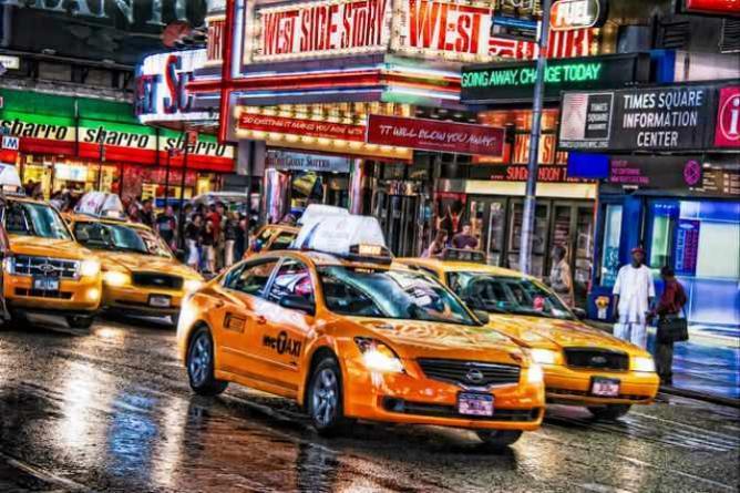 New York City HDR | © Martin/Flickr