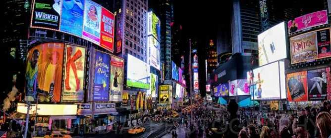 Times Square, New York | © Curimedia | P H O T O G R A P H Y/Flickr