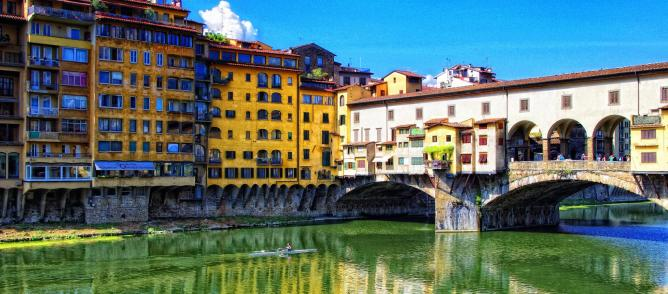 Ponte Vecchio | © Adam Smok/Flickr