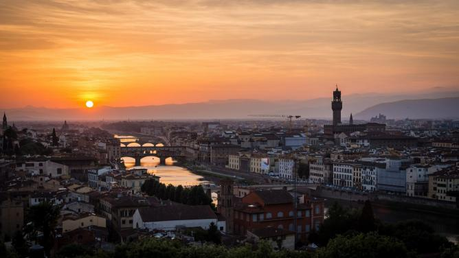 Florence | © Maelick/Flickr