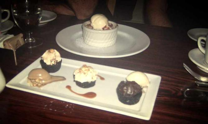 Finish your meal with one of Fruition's stellar desserts.