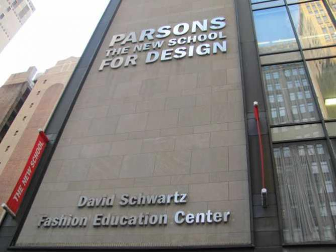 A Creative Commons image: Parsons, the new school for design, NYC | © Benoît Prieur/Google Image