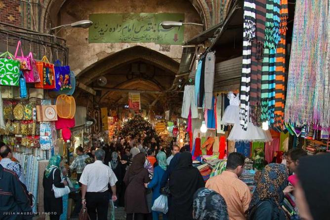 The Best Markets To Visit In Tehran Iran