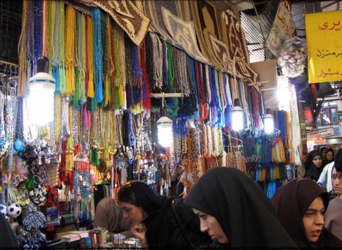 Tajrish Bazaar | © shapour bahrami/Flickr