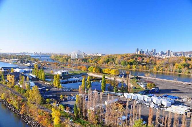 Parc Jean-Drapeau | © abdallahh/Wikicommons