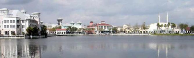 Celebration, Florida © Bobak Ha'Eri/WikiCommons