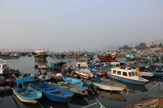 Cheung Chau Bay © Pietro Ferreira/Flickr