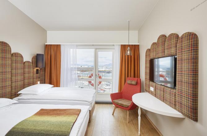 Icelandair Hotel Marina | © Courtesy of hotel