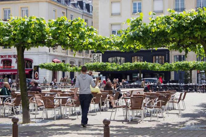 Place du Forum, Reims | © Carmen Moya 2012/Flickr