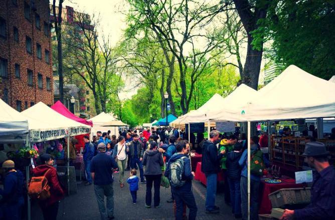 Worthington Market © WikiCommons