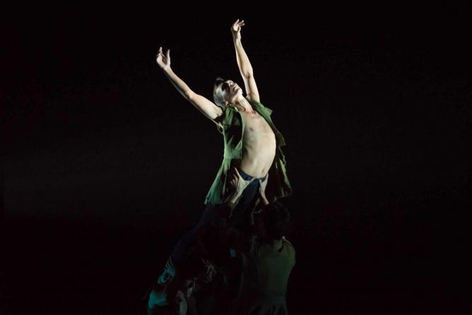 Anton Lukovkin in 'Second Breath'   © ASH