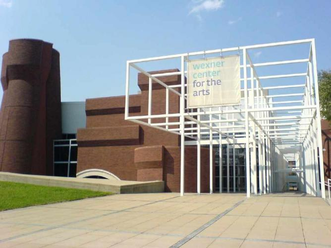 Wexner Center for the Arts © Flickr